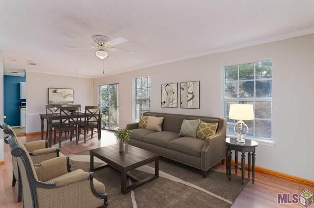 9853 Jefferson Hwy F-24, Baton Rouge, LA 70809 (#2020000410) :: David Landry Real Estate