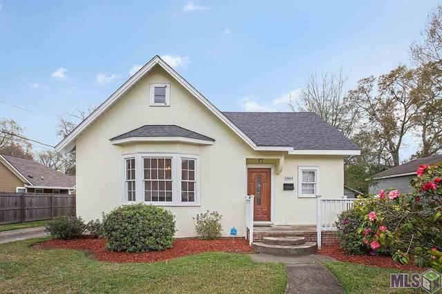 5864 Burgundy Ave, Baton Rouge, LA 70806 (#2020002549) :: Patton Brantley Realty Group