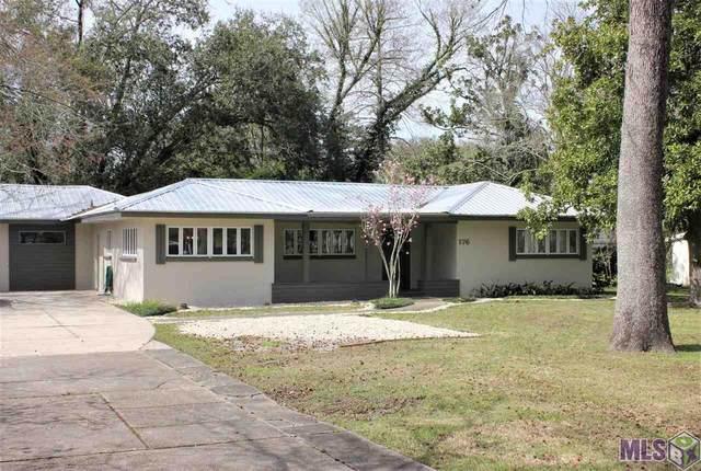 176 S Donmoor Ave, Baton Rouge, LA 70806 (#2020002997) :: Darren James & Associates powered by eXp Realty