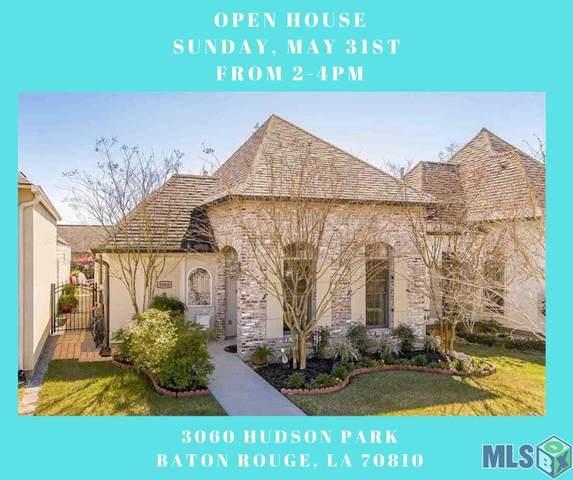 3060 Hudson Park Dr, Baton Rouge, LA 70810 (#2020003390) :: Patton Brantley Realty Group