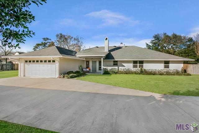 4820 Cottage Hill Dr, Baton Rouge, LA 70809 (#2021000847) :: Smart Move Real Estate