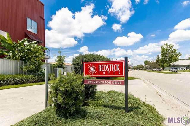 1720 Nicholson Dr #30, Baton Rouge, LA 70802 (#2021003214) :: Smart Move Real Estate