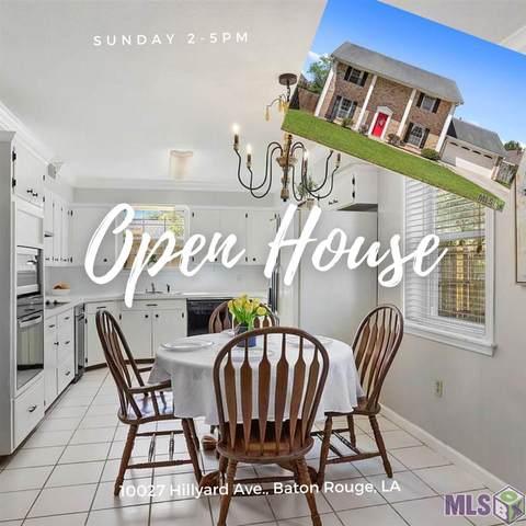 10027 Hillyard Ave, Baton Rouge, LA 70809 (#2021004653) :: Patton Brantley Realty Group