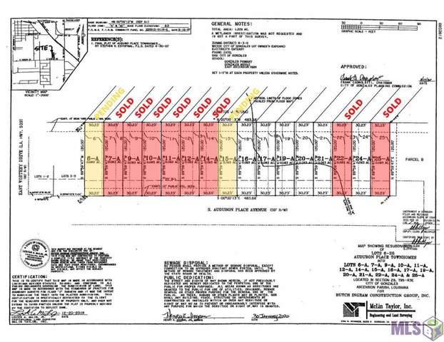810 S Audubon Place Ave, Gonzales, LA 70737 (#2021005094) :: RE/MAX Properties