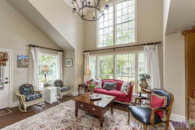 931 Woodstone Dr, Baton Rouge, LA 70808 (#2021005328) :: RE/MAX Properties