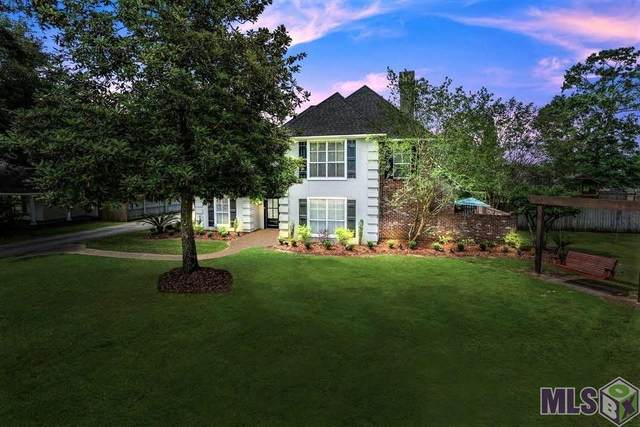 17916 Magnolia Bend Rd, Central, LA 70739 (MLS #2021007891) :: United Properties