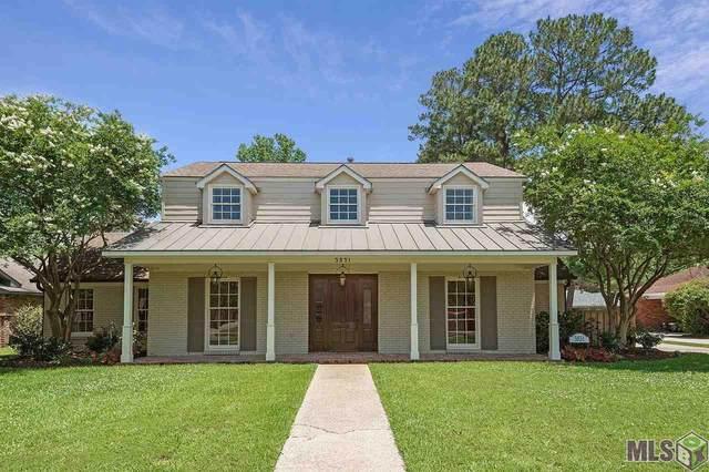 3831 S Lakeshore Dr, Baton Rouge, LA 70808 (#2021008534) :: David Landry Real Estate