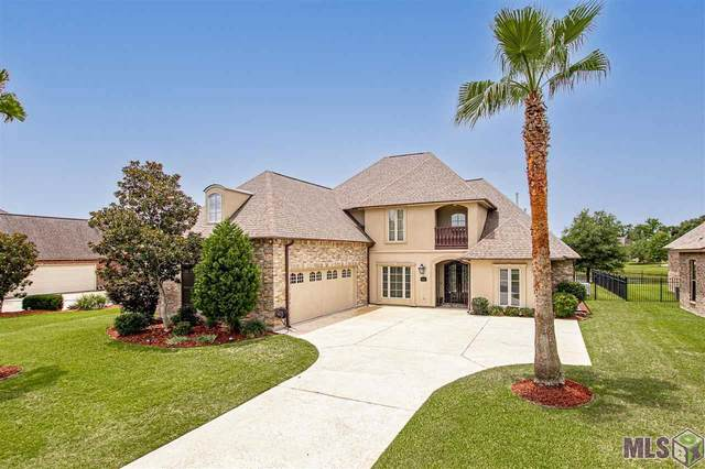 15335 Ariana Ave, Prairieville, LA 70769 (#2021010043) :: David Landry Real Estate
