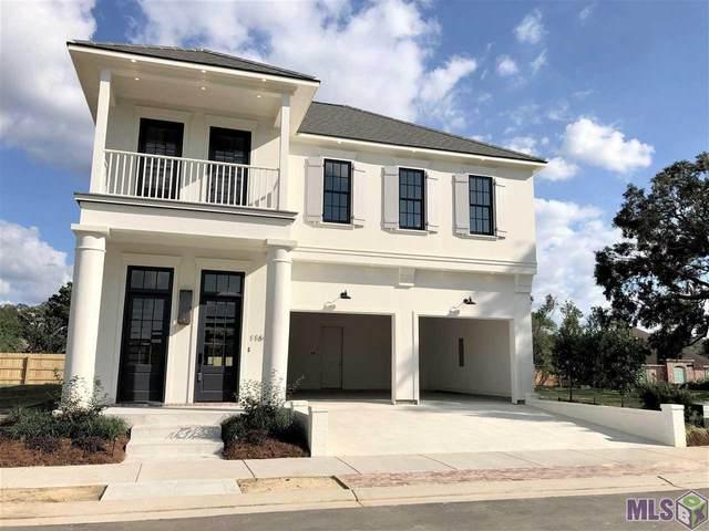11652 Willow Garden Ln, Baton Rouge, LA 70810 (#2021011954) :: Darren James & Associates powered by eXp Realty