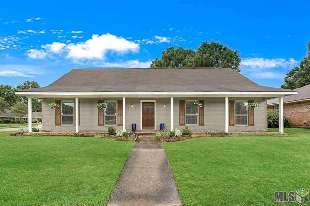 13511 Hollyridge Ave, Baton Rouge, LA 70817 (#2021013155) :: David Landry Real Estate