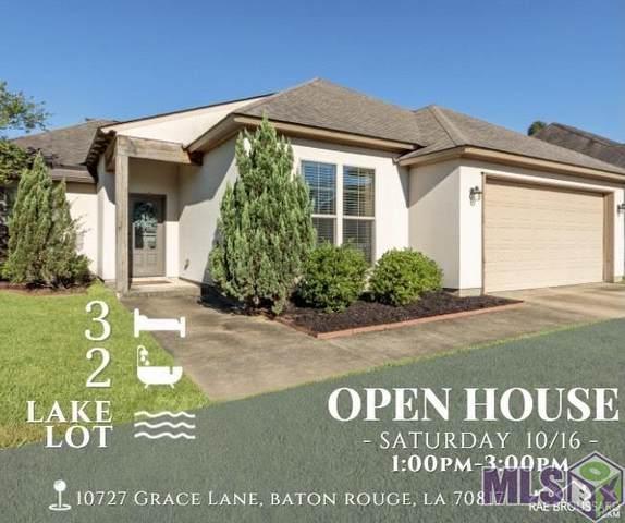 10727 Grace Ln, Baton Rouge, LA 70817 (#2021015109) :: David Landry Real Estate