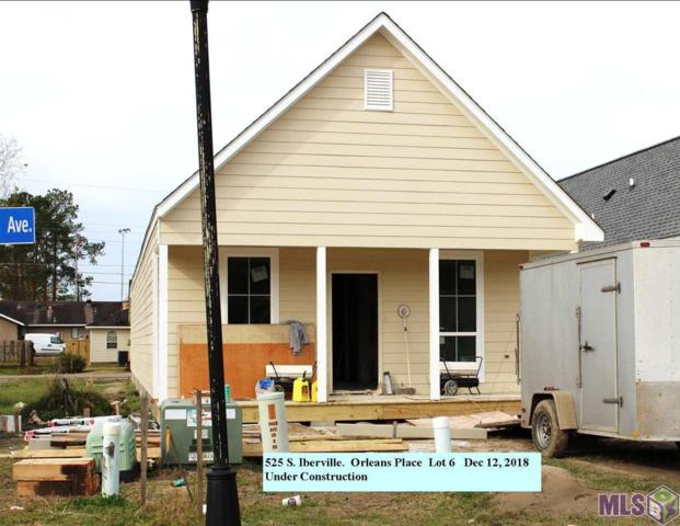 525 S Iberville Ave, Gonzales, LA 70737 (#2018018093) :: The W Group with Berkshire Hathaway HomeServices United Properties