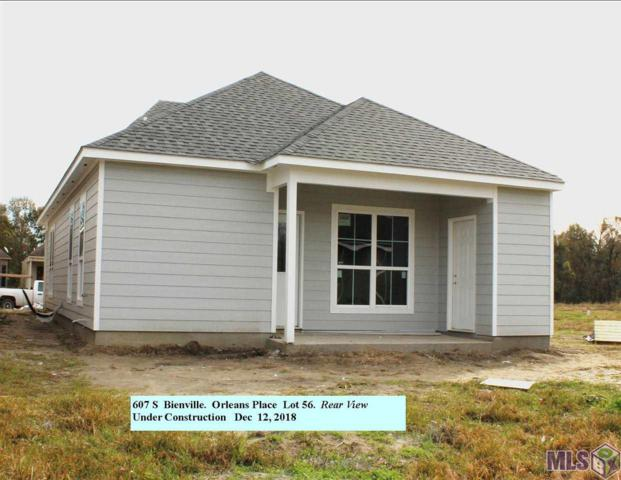 607 S Bienville Ave, Gonzales, LA 70737 (#2018018110) :: The W Group with Berkshire Hathaway HomeServices United Properties