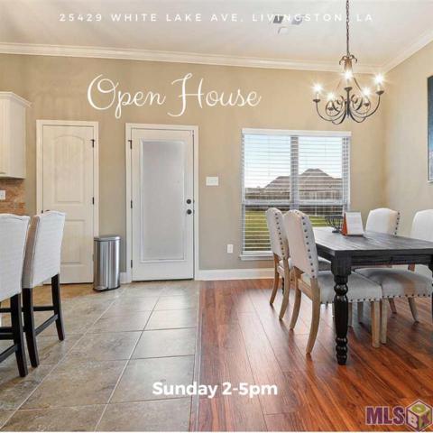 25429 White Lake Ave, Livingston, LA 70754 (#2018019560) :: Patton Brantley Realty Group