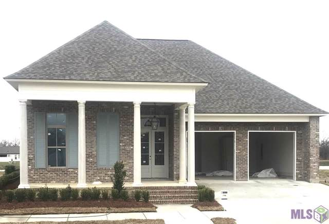 4879 Harborside Way, Gonzales, LA 70737 (#2019015907) :: The W Group with Berkshire Hathaway HomeServices United Properties