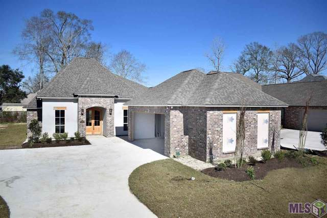 37554 Cypress Hollow Ave, Prairieville, LA 70769 (#2020000068) :: Darren James & Associates powered by eXp Realty