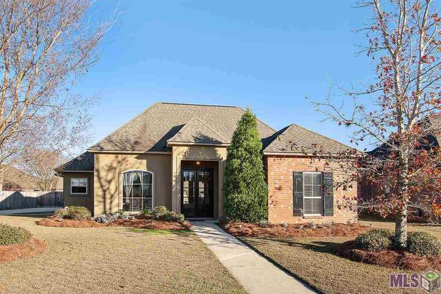 4004 Moss Trail Dr, Zachary, LA 70791 (#2020000353) :: Darren James & Associates powered by eXp Realty