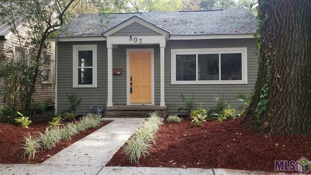 807 S Eugene St, Baton Rouge, LA 70806 (#2020012097) :: Darren James & Associates powered by eXp Realty