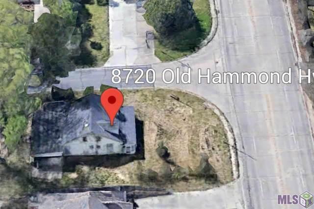 8720 Old Hammond Hwy, Baton Rouge, LA 70809 (#2020018607) :: RE/MAX Properties