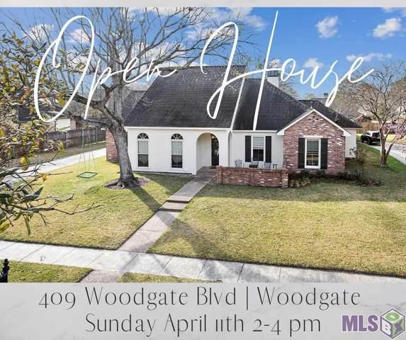 409 Woodgate Blvd, Baton Rouge, LA 70808 (#2021003603) :: The W Group