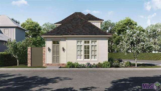 Lot 48 Chapel Hill Row, Zachary, LA 70791 (#2021003618) :: Patton Brantley Realty Group