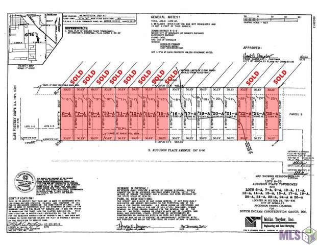 810 S Audubon Place Ave, Gonzales, LA 70737 (#2021005094) :: David Landry Real Estate