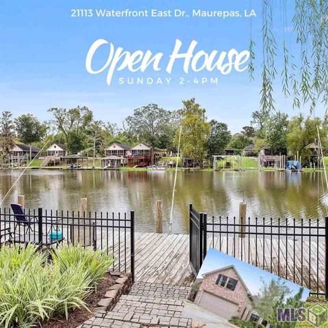 21113 Waterfront East Dr, Maurepas, LA 70449 (#2019017745) :: Patton Brantley Realty Group