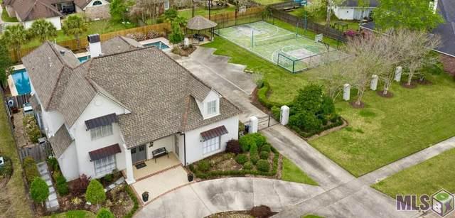 1145 Wyatt Dr, Baton Rouge, LA 70810 (#2021004212) :: RE/MAX Properties