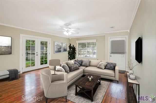 4543 Arrowhead St, Baton Rouge, LA 70808 (#2021011032) :: David Landry Real Estate