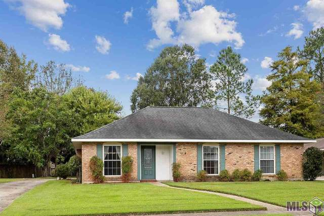 4710 Tartan Dr, Baton Rouge, LA 70816 (#2021014547) :: David Landry Real Estate