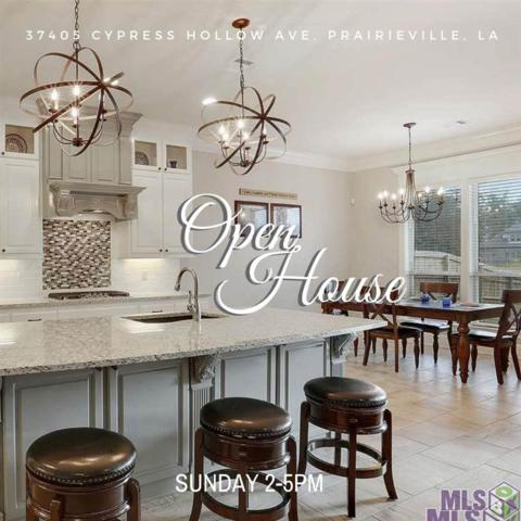 37405 Cypress Hollow Ave, Prairieville, LA 70769 (#2018019930) :: The W Group with Berkshire Hathaway HomeServices United Properties