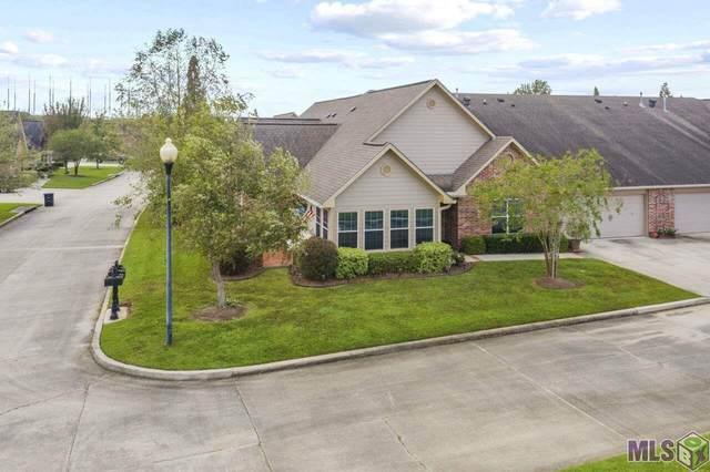 7111 Village Maison Ct #62, Baton Rouge, LA 70809 (#2020016109) :: RE/MAX Properties