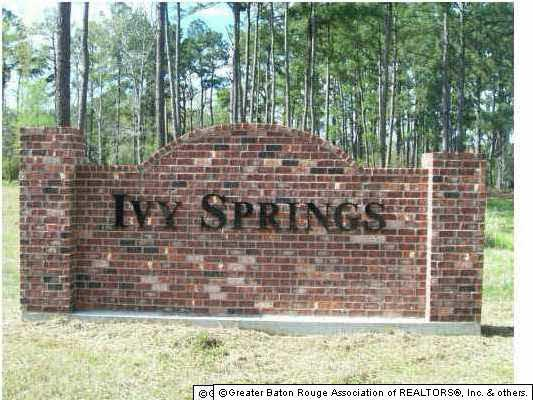 LOT 14 Ivy Springs Dr, Independence, LA 70443 (#201014878) :: Patton Brantley Realty Group