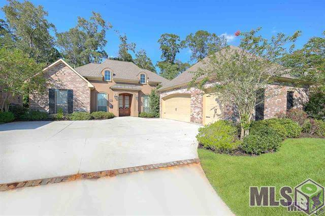 18167 Villa Trace Ave, Central, LA 70739 (#2017016805) :: Trey Willard of Berkshire Hathaway HomeServices United Properties