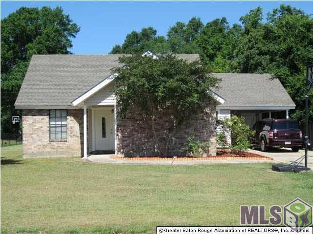 20151 Buckhorn Dr, Zachary, LA 70791 (#2018002586) :: Trey Willard of Berkshire Hathaway HomeServices United Properties