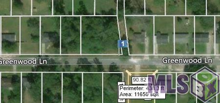 Lot 19 Greenwood Ln, Baker, LA 70714 (#2018004013) :: Patton Brantley Realty Group