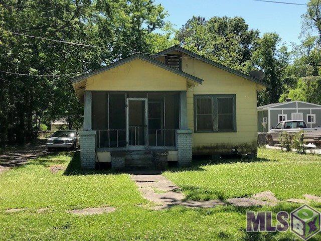 3748 Clayton St, Baton Rouge, LA 70805 (#2018005230) :: Smart Move Real Estate