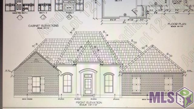 22850 Hazard Dr, Zachary, LA 70791 (#2018005296) :: Smart Move Real Estate