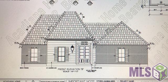 22252 Fairway View Dr, Zachary, LA 70791 (#2018005297) :: Smart Move Real Estate