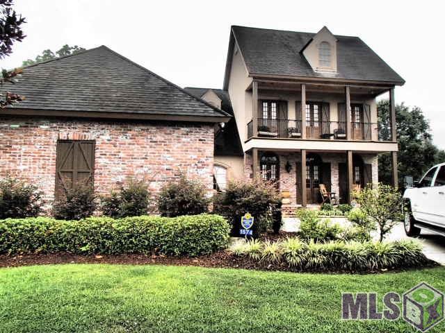 1574 Royal Troon Ct, Zachary, LA 70791 (#2018010105) :: David Landry Real Estate