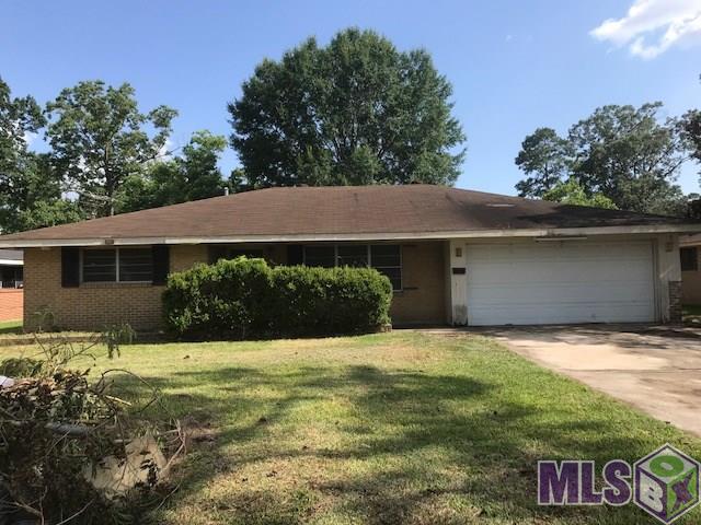 6588 Clinton Ave, Baton Rouge, LA 70805 (#2018010114) :: South La Home Sales Team @ Berkshire Hathaway Homeservices