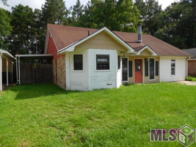 44122 Lake Village Rd, Prairieville, LA 70769 (#2018010316) :: Trey Willard of Berkshire Hathaway HomeServices United Properties