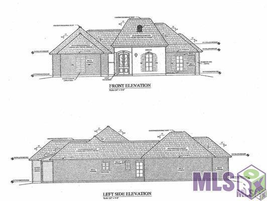 7743 Cutt Pointe Dr, Ventress, LA 70783 (#2018013799) :: The W Group with Berkshire Hathaway HomeServices United Properties
