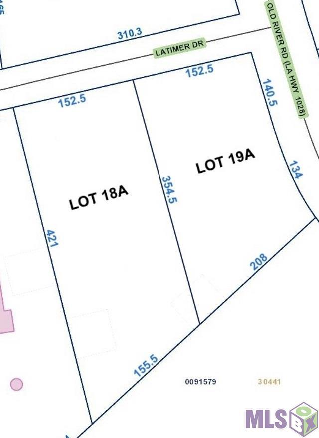 7762 (Lot 18A) Latimer Dr, Denham Springs, LA 70726 (#2018020572) :: The W Group with Berkshire Hathaway HomeServices United Properties