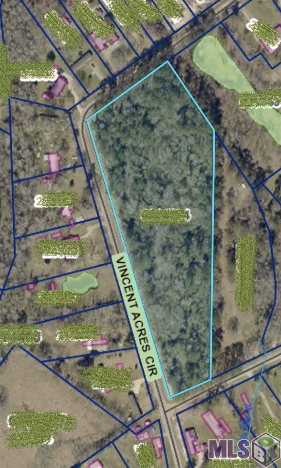lot 48 Vincent Acres Cir, Denham Springs, LA 70726 (#2019000883) :: Patton Brantley Realty Group