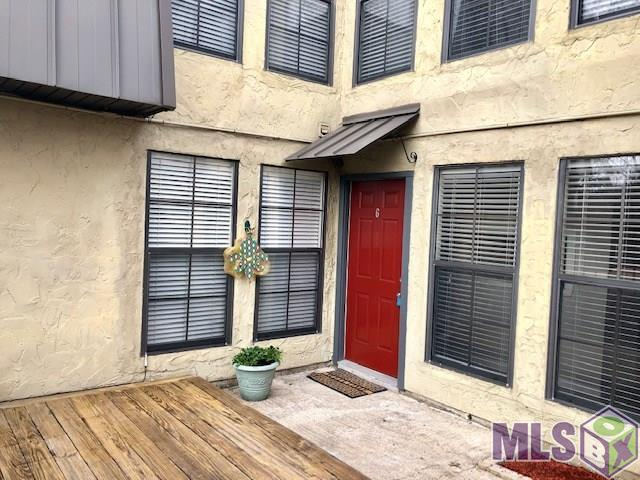 10284 #6 W Winston Ave 10284 6, Baton Rouge, LA 70809 (#2019001044) :: Darren James & Associates powered by eXp Realty