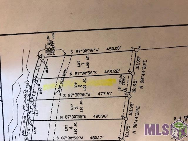 1 Amite River Access Only, St Amant, LA 70774 (#2019006858) :: David Landry Real Estate