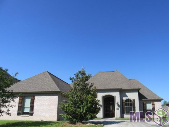 2293 Brush Creek Ct, Zachary, LA 70791 (#2019007790) :: The W Group with Berkshire Hathaway HomeServices United Properties