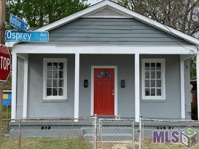 1005 Osprey Ave, Baton Rouge, LA 70807 (#2019008731) :: Smart Move Real Estate