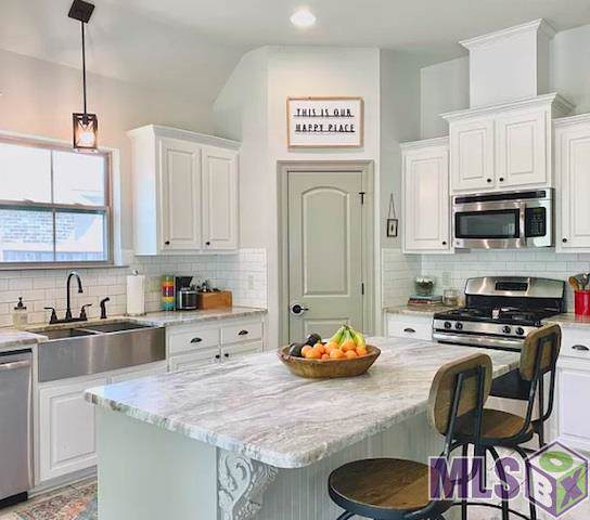 10705 Creek Haven Ln, Denham Springs, LA 70726 (#2019018627) :: The W Group with Berkshire Hathaway HomeServices United Properties
